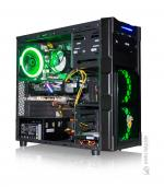 WildRabbit GAMER PC - Schnell, Leise, Top Design - Leistung satt i5-9400F 16GB SSD240GB 1TB Win10