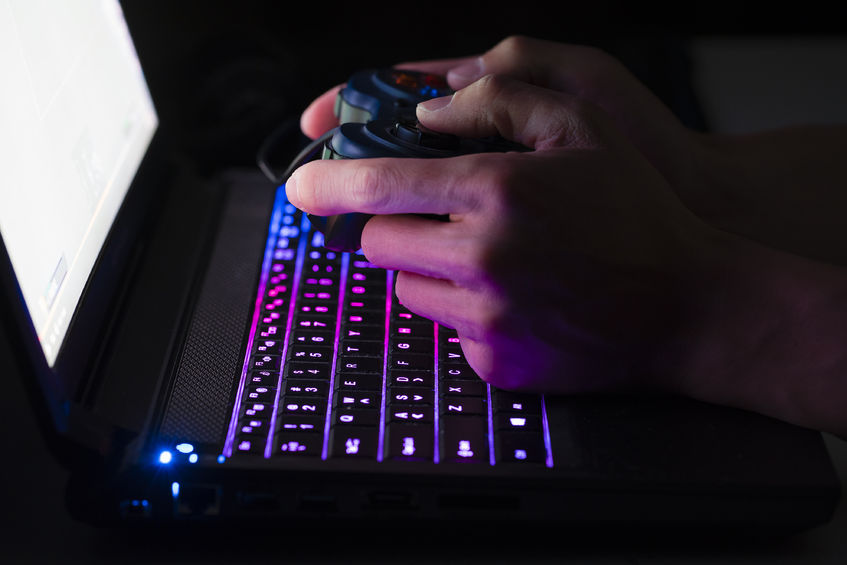 Controller Gaming Laptop