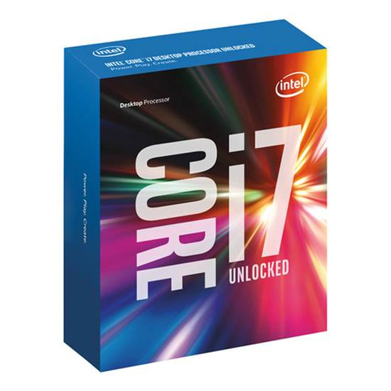 Intel Core i7-8700K 3.7GHz 12MB Smart Cache Box processor