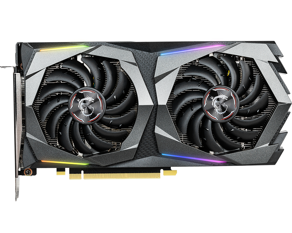 MSI GeForce GTX 1660 SUPER Gaming X 6 GB GDDR6