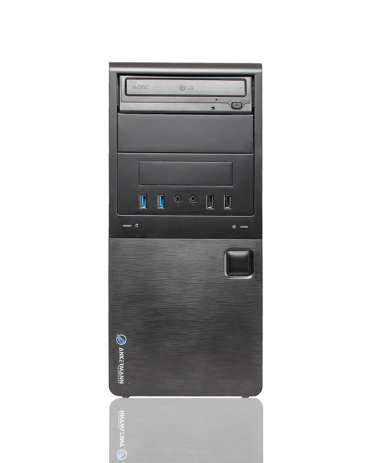 WorkStation i5-7500 GT-710 8GB SSD250GB Win10 Pro